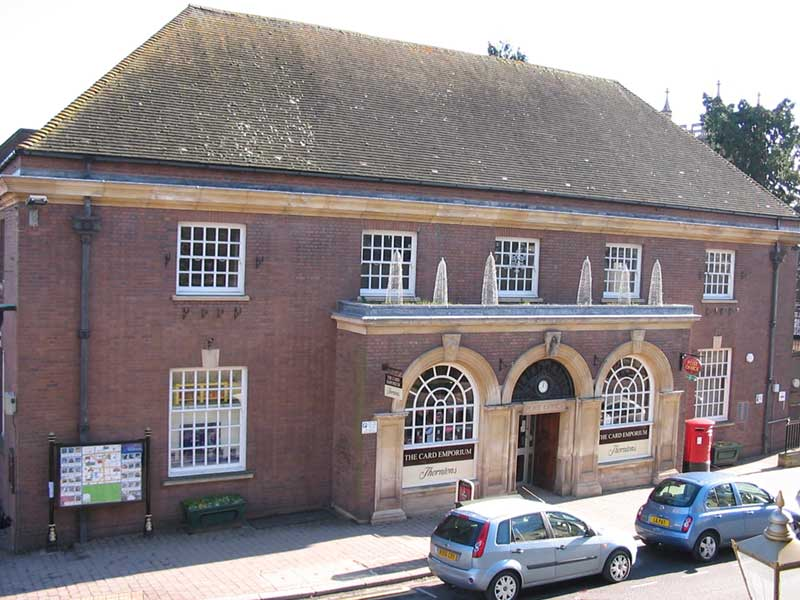 Great Malvern Post Office