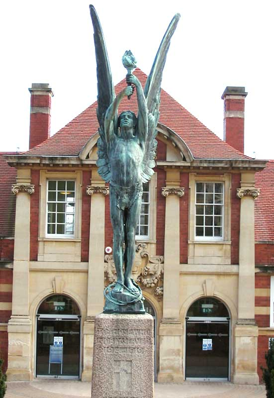 Great Malvern war memorial