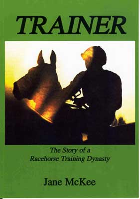 Cover of the book 'Trainer'