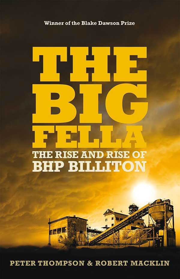 Big Fella book cover