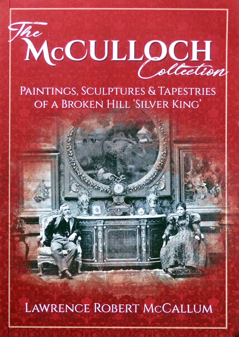 The McCulloch collection book cover
