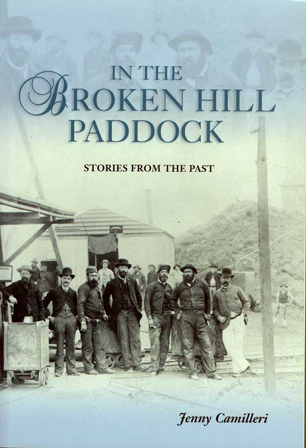 Broken Hill book cover