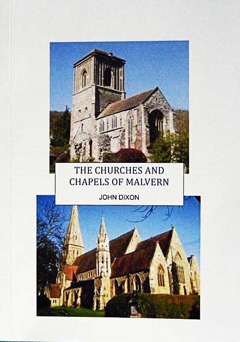 Front cover of book, copyright John Dixon