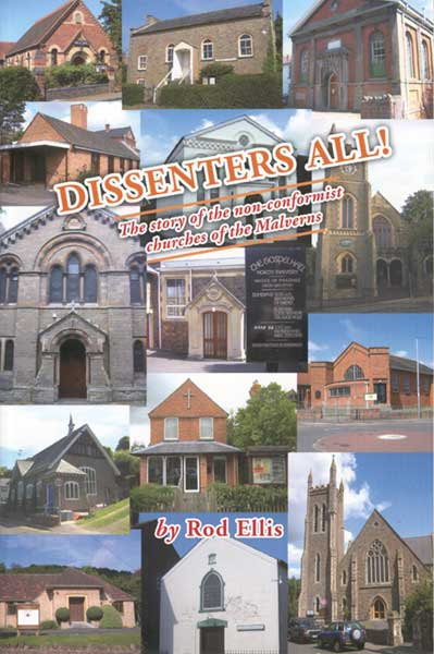 Front cover of 'Dissenters All'