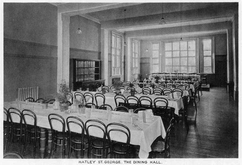 Hatley dining room
