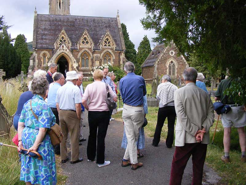 Guided walk 2014