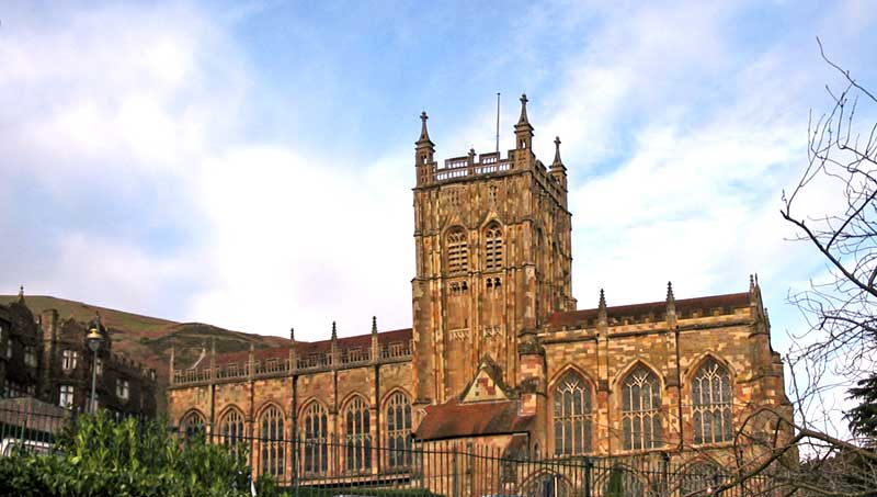 Priory Church, Great Malvern