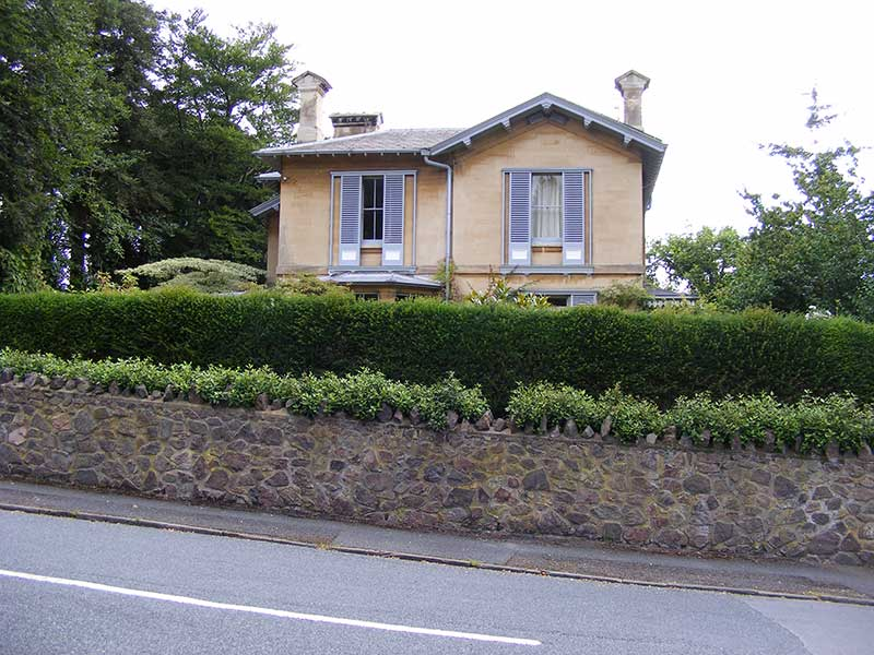 Oak Hill, Clarence Road, Malvern