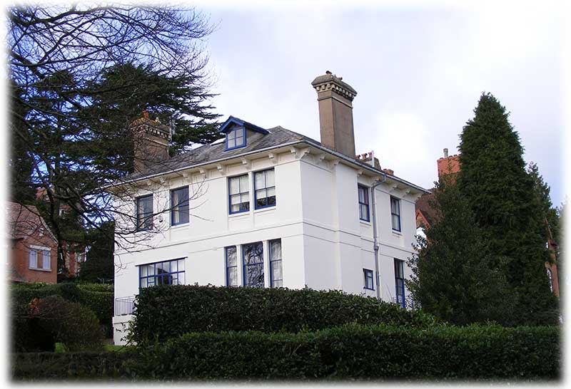 Orwell Lodge, Malvern