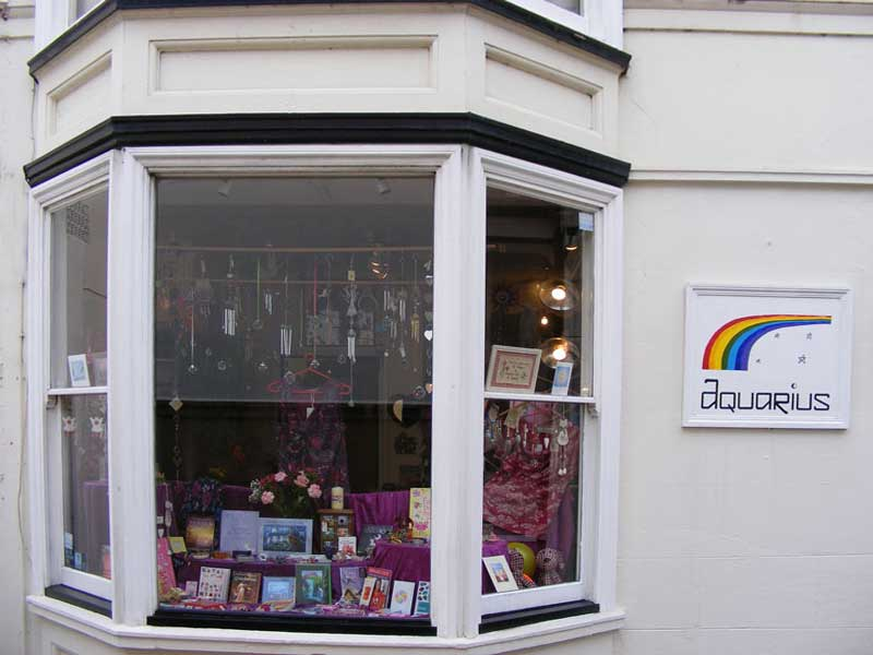 Aquarius new age gifts shop
