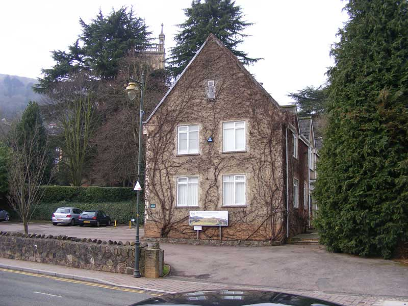 Conservators offices Great Malvern